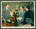 """Movie Posters:Hitchcock, North by Northwest (MGM, 1959). Color Stills (3) (8"""" X 10"""").Hitchcock.. ... (Total: 3 Items)"""