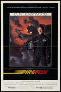 """Movie Posters:Action, Firefox Lot (Warner Brothers, 1982). One Sheets (2) (27"""" X 41"""").Action.. ... (Total: 2 Items)"""