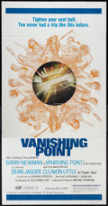 "Movie Posters:Action, Vanishing Point (20th Century Fox, 1971). Three Sheet (41"" X 81"").Action.. ... (Total: 2 Items)"