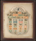 Fractional Currency:Shield, Fr. 1382 Fractional Currency Shield, With Gray Background....