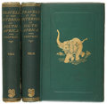 Books:First Editions, James Chapman. Travels in the Interior of South Africa,Comprising Fifteen Years' Hunting and Trading;... (Total: 2Items)