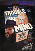 """Movie Posters:Crime, Trouble in Mind (Alive Films, 1985). One Sheet (27"""" X 40""""). Crime.. ..."""