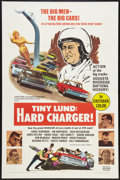 "Movie Posters:Sports, Tiny Lund: Hard Charger (Marathon Pictures, 1967). One Sheet (27"" X 41""). Sports.. ..."