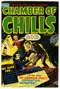 Golden Age (1938-1955):Horror, Chamber of Chills #5 File Copy (Harvey, 1952) Condition: FN+.