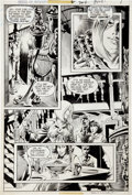 Original Comic Art:Panel Pages, Bernie Wrightson House of Mystery #204 page 6 Original Art(DC, 1972)....
