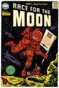 Golden Age (1938-1955):Science Fiction, Race For the Moon #3 File Copy (Harvey, 1958) Condition: VF.