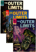 Silver Age (1956-1969):Science Fiction, Outer Limits File Copies Group (Dell, 1964-69) Condition: AverageVF/NM.