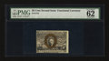 Fractional Currency:Second Issue, Fr. 1318 50¢ Second Issue PMG Uncirculated 62....