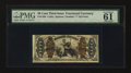 Fractional Currency:Third Issue, Fr. 1364 50¢ Third Issue Justice PMG Uncirculated 61 EPQ....