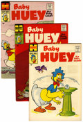 Golden Age (1938-1955):Funny Animal, Baby Huey, the Baby Giant File Copies Group (Harvey, 1958-62)Condition: Average VF/NM.