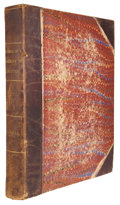 Books:Non-fiction, Joseph Dupuis. Journal of a Residence in Ashantee. London:Henry Colburn, 1824.. First edition. Quarto. [2], vii, ...