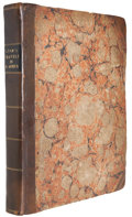 Books:First Editions, G. F. Lyon. A Narrative of Travels in Northern Africa. In the Years 1818, 19, and 20; Accompanied by Geographical ...
