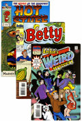 Modern Age (1980-Present):Humor, Archie and Harvey - Related Titles Short Box Group (Archie/Harvey,1970s-2000) Condition: Average NM-.