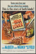 "Movie Posters:War, The War Lover (Columbia, 1962). One Sheet (27"" X 41""). War.. ..."