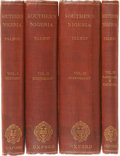 Books:First Editions, P. Amaury Talbot. The Peoples of Southern Nigeria. In FourVolumes. London: Humphrey Milford/Oxford University Press...(Total: 4 Items)