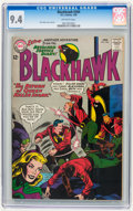 Silver Age (1956-1969):Adventure, Blackhawk #204 (DC, 1965) CGC NM 9.4 Off-white pages.