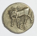 Ancients:Greek, Ancients: Mysia, Parion. 4th century B.C. AR hemidrachm (14 mm,2.31 g, 6 h)....