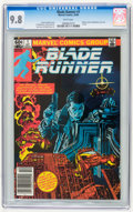 Modern Age (1980-Present):Science Fiction, Blade Runner #1 (Marvel, 1982) CGC NM/MT 9.8 White pages.