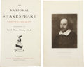Antiques:Posters & Prints, Nine Fantastic Illustrations From The National Shakespeare Facsimile of the First Folio. From The National Shakespeare, A ... (Total: 9 Items)