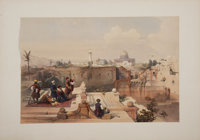 David Roberts. The Holy Land, Syria, Idumea, Arabia, Egypt & Nubia. From Drawings Ma