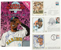 Autographs:Others, Ken Griffey Jr. Signed Lot of 4.... (Total: 63565 card)