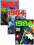 Magazines:Science-Fiction, 1984/1994 Group (Warren, 1978-82) Condition: Average VF/NM.