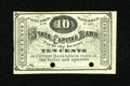 Obsoletes By State:New Hampshire, Concord, NH- Phenix Hotel State Capital Bank 10¢ November 1, 1862...