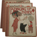 Platinum Age (1897-1937):Miscellaneous, Bringing Up Father First-Third Series Group (Cupples & Leon,1919).... (Total: 3)