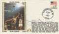 Basketball Collectibles:Balls, 1987 Julius Erving Signed First Day Cover. Dr. J's covetedsignature appears here with this 1987 first day cover commemorat...