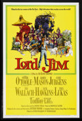 "Movie Posters:Adventure, Lord Jim (Columbia, 1965). One Sheet (27"" X 41""). Adventure.Starring Peter O'Toole, James Mason, Curt Jurgens, Eli Wallach,..."