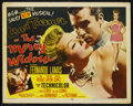 """Movie Posters:Musical, The Merry Widow (MGM, 1952). Half Sheet (22"""" X 28"""") Style B. ..."""