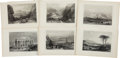 Antiques:Posters & Prints, Thirteen Steel Engraved Plates Featuring Scenes of Greece. 10.25 x7 inches. From Greece: Pictorial, Descriptive, and Histor...(Total: 13 Items)