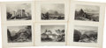 Antiques:Posters & Prints, Fourteen Steel Engraved Plates Featuring Scenes of Greece. 10.25 x7 inches. From Greece: Pictorial, Descriptive, and Histor...(Total: 14 Items)