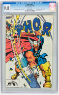 Modern Age (1980-Present):Superhero, Thor #337 (Marvel, 1983) CGC NM/MT 9.8 White pages.
