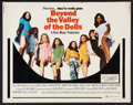"Movie Posters:Bad Girl, Beyond the Valley of the Dolls (20th Century Fox, 1970). Half Sheet(22"" X 28""). Bad Girl.. ..."