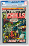 Bronze Age (1970-1979):Horror, Chamber of Chills #2 (Marvel, 1973) CGC NM+ 9.6 Off-white to whitepages....