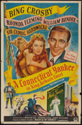 """Movie Posters:Comedy, A Connecticut Yankee in King Arthur's Court (Paramount, 1949). One Sheet (27"""" X 41""""). Comedy.. ..."""