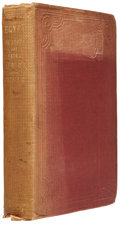 Books:First Editions, John Petherick. Egypt, the Soudan, and Central Africa.[Edinburgh and London: Blackwood & Sons, 1861.] First edi...
