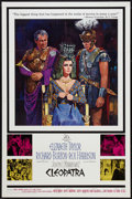 "Movie Posters:Historical Drama, Cleopatra (20th Century Fox, 1964). One Sheet (27"" X 41"").Historical Drama.. ..."