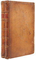Books:Non-fiction, Ignatius Sancho. Letters of the Late Ignatius Sancho, anAfrican. In Two Volumes. To Which are Prefixed, Memoirs o...(Total: 2 Items)