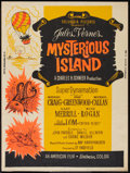 "Movie Posters:Science Fiction, Mysterious Island (Columbia, 1961). Poster (30"" X 40""). Science Fiction.. ..."