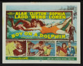 "Movie Posters:Adventure, Boy on a Dolphin (20th Century Fox, 1957). Lobby Card Set of 8 (11""X 14""). Adventure.. ... (Total: 8 Items)"