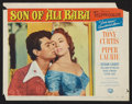 "Movie Posters:Fantasy, Son of Ali Baba Lot (Universal International, 1952). Lobby Cards(9) (11"" X 14""). Fantasy.. ... (Total: 9 Items)"