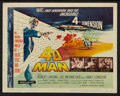 """Movie Posters:Science Fiction, 4D Man (Universal International, 1959). Lobby Card Set of 8 (11"""" X14""""). Science Fiction.. ... (Total: 8 Items)"""