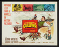 """Movie Posters:Fantasy, The 3 Worlds of Gulliver (Columbia, 1960). Lobby Card Set of 8 (11"""" X 14""""). Fantasy.. ... (Total: 8 Items)"""
