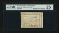 Colonial Notes:North Carolina, North Carolina May 10, 1780 $25 PMG Very Fine 25....