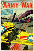Golden Age (1938-1955):War, Our Army at War #29 (DC, 1954) Condition: VG/FN....