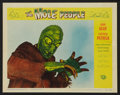 "Movie Posters:Science Fiction, The Mole People (Universal International, 1956). Lobby Card (11"" X14""). Science Fiction.. ..."
