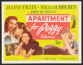 """Movie Posters:Drama, Apartment for Peggy (20th Century Fox, 1949). Lobby Card Set of 8(11"""" X 14""""). Drama.. ... (Total: 8 Items)"""
