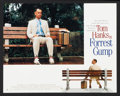 """Movie Posters:Comedy, Forrest Gump (Paramount, 1994). International Lobby Card Set of 8 (11"""" X 14""""). Comedy.. ... (Total: 8 Items)"""